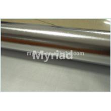 Folha de alumínio de volta pano de fibra de vidro, laminação de alumínio folha de fibra de vidro, isolamento térmico de alumínio folha de alumínio