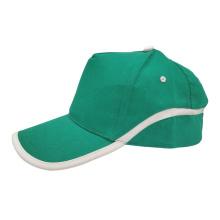 Sport hats men customize cap baseball 5 panel baseball cap 2 colors combination cap