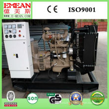 Generador eléctrico diesel insonoro de cuatro movimientos CUMMINS de 30kw