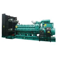 Дизельный генератор Googol мощностью 2250кВА для электростанции