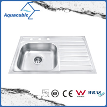 Morden Kitchen Single-Bowl Moduled Sink (AS8050DL)