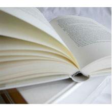 Papier offset d'impression de livre de pâte de bois vierge de 100%