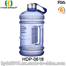 2016 Newly Customized 2.2L Plastic Water Jug, Big PETG Plastic Water Bottle (HDP-0618)