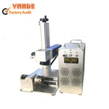 Machine d'inscription de laser de fibre de 20W 30W 50W