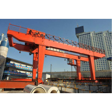 Heavy-duty building lifting machine gantry crane