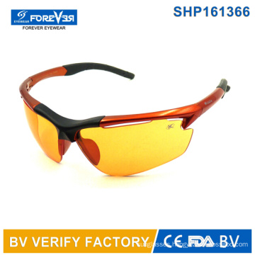 Shp161366 Night Vision Glasses with Yellow Polarized Lens