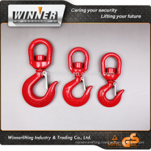 Factory Price Safety Crane Hooks with Latch