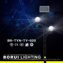 Br-Tyn-Ty-020 15W Solar Gartenbeleuchtung