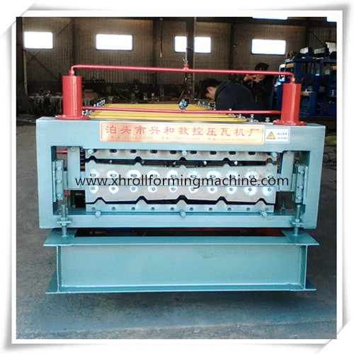 840/900 Metal Roofing Roll Forming Machine