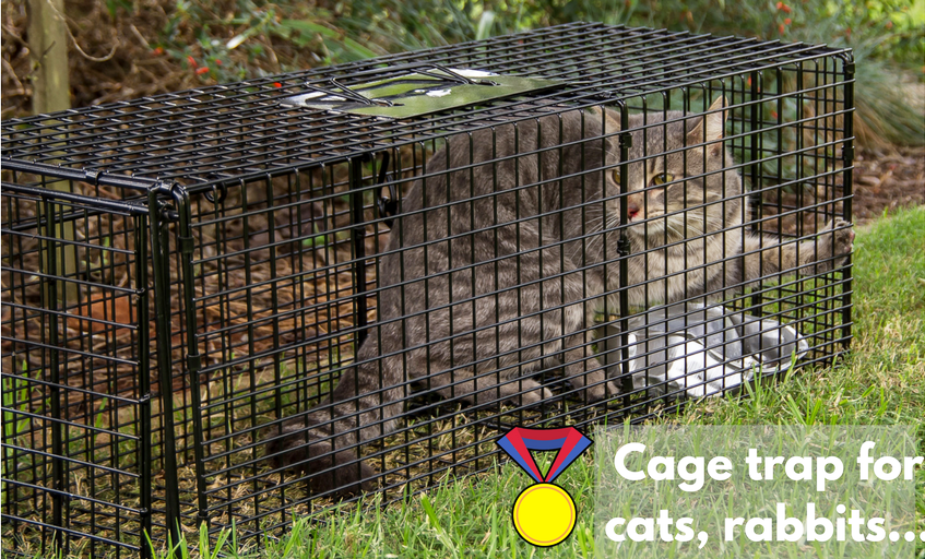 Cage Trap For Cat Rabbit