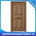 4,2 мм украшения интерьера моды меламина HDF формованных дверей из кожи