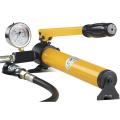 Kleine hydraulische Handpumpe Man Power Pressure Instruments