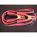 Power cable with alligator clip battery cord
