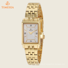 Diamante Mulher Classic Goldtone Watch 71232