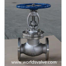 Class150 Globe Valve with Worm Gear
