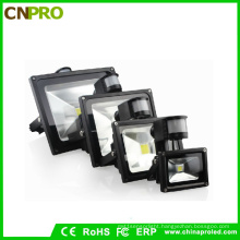 Ce RoHS Passed High Quality PIR LED Floodlight 30W