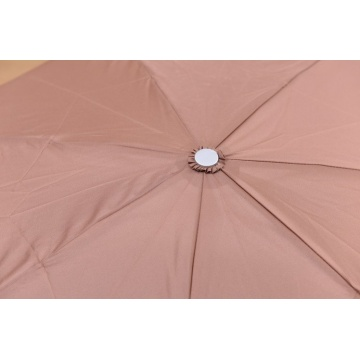 Manual open Ultra-light and compact womens umbrella
