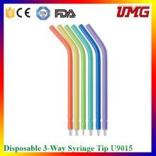Dental Disposable Air Warter Syringe Tips
