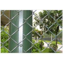 Kettenglied-Zaun mit Diamond Hole