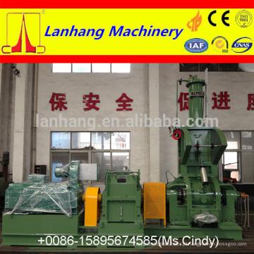 Misturador interno Banbury de 120 L para material de borracha