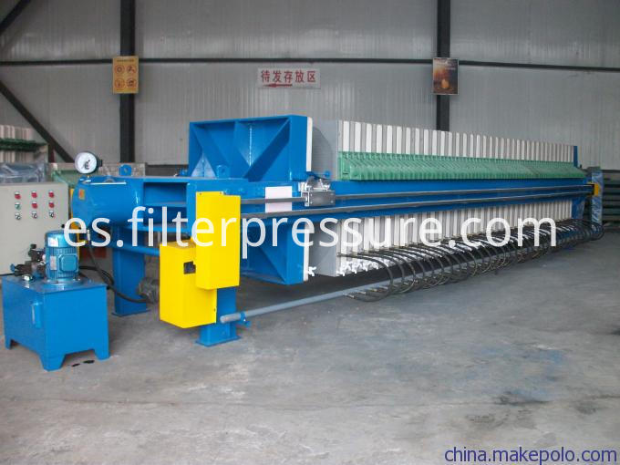 High Frequency Filter Press