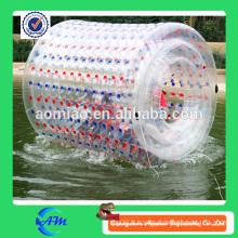 Ballons à eau gonflables à points colorés, ball boule gonflable de haute qualité balle d'eau à balai Acheter