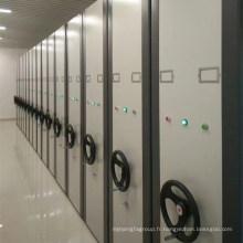 Système d'étagère mobile mécanique d'opération facile d'Steelart, système de stockage de Cabinet de classement