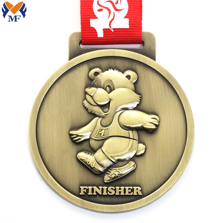 The Gold Bear Medal