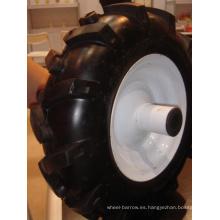 rueda sólida de goma