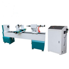 Automatic CNC wood lathe