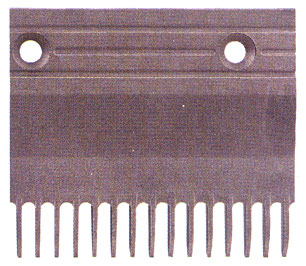 Lift Comb Plate , Escalator Components / Parts