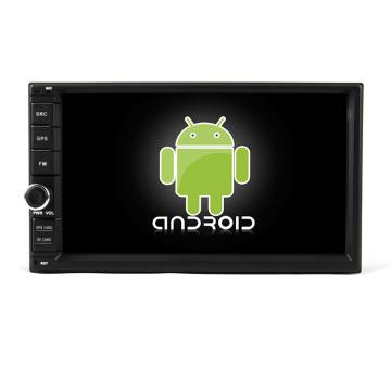 OEM Android 8.1 Gps de navegação do carro com Link Espelho, 4G, DVR, USB, WIFI, BT para 7 '' Universal