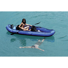 Cheap inflatable fishing kayak for wholesale