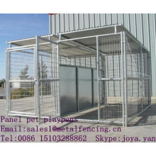 Zoo protective pet playpens folded pet playpens outdoor pet playpens panels pet playpens