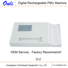 Onli Digital Pmu Machine Appareil de micropigmentation rechargeable O-2 Tattoo Power Supply
