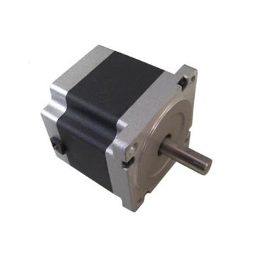 Motor paso a paso híbrido 85HS / motor de alta precisión con longitud flexible de 68 a 155 mm