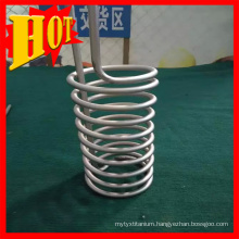 Titanium Seamless Precision Tube in Coils