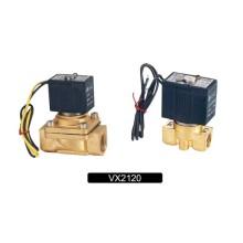 VX2120 Position de la série deux deux sens Direct Drive Type électrovanne