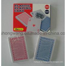 Cartão de jogo de póquer, cartão de jogo