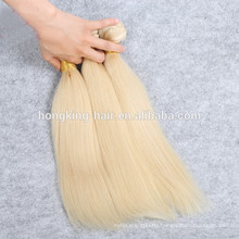 New Products New premium straight Russian blonde Human Hair Extension Drop Shipping