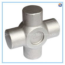 Stainless Steel Fittings Cross Universal Joint by Forging Processing
