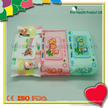 Promotional Baby Cleaning Wet Tissue