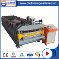 Automatic Double Deck Steel Roofing Panel Forming Line