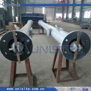 Tubo de la estructura de acero para la draga (USC-4-005)