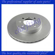MDC643 45251-SF0-000 DF1956 45251-SF0-000HS disc brake rotors for honda prelude