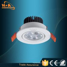 Plafonnier économiseur d'énergie de 5W / 10W / 15W LED pour l'éclairage d'intérieur