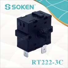 Interruptor rotativo de Soken para o forno