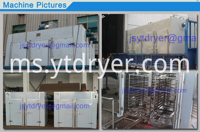 Particle Hot Air Circulating Drying Oven