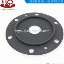 Chemical Mechanical Pump Valve Control Rubber Seals Diaphragms customized molded rubber brake diaphragm