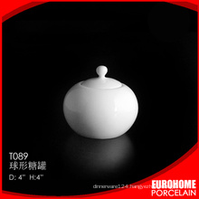 discount wholesale cheap china ceramic stoneware sugar pot